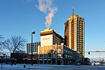 The Hilton Anchorage. Anchorage, Alaska.jpg