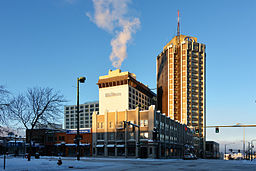 The Hilton Anchorage. Anchorage, Alaska