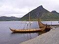 """The Lofotr viking ship and the """"femkeiping"""".jpg"""