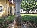 The Martyr Memorial, built at Raspur village in memory of Shrish Chandra Mitra 20190323 130910 05.jpg