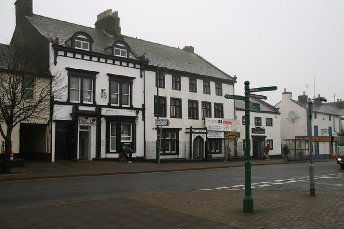The Old Hall - geograph.org.uk - 775583.jpg
