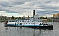 The Portland (1947 stern-wheel steam tug) in 2012, starboard side.jpg