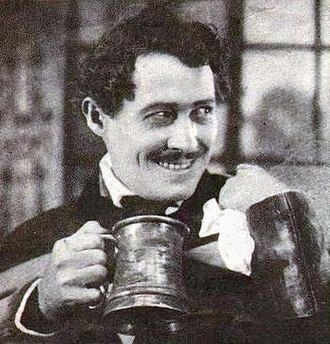 The Raven (1915 film) - Henry B. Walthall as Edgar Allan Poe in The Raven