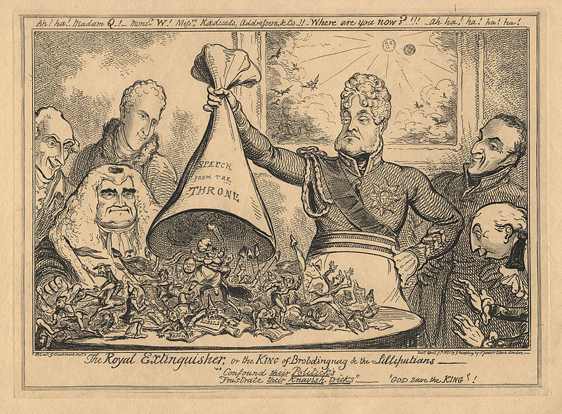 File:The Royal Extinguisher, or the King of Brobdingnag & the Lilliputians by George Cruikshank.jpg