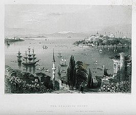 The Seraglio Point - Pardoe Julia - 1838.jpg