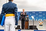The United States Air Force Academy Graduation Ceremony (47969107881).jpg