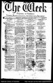 The Week (Brisbane), front page of first issue, 1 January 1876.pdf