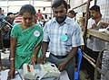 The counting in progress at the Central Chennai Parliamentary Constituency Counting Centre of General Election-2009, in Chennai, Tamil Nadu on May 16, 2009.jpg