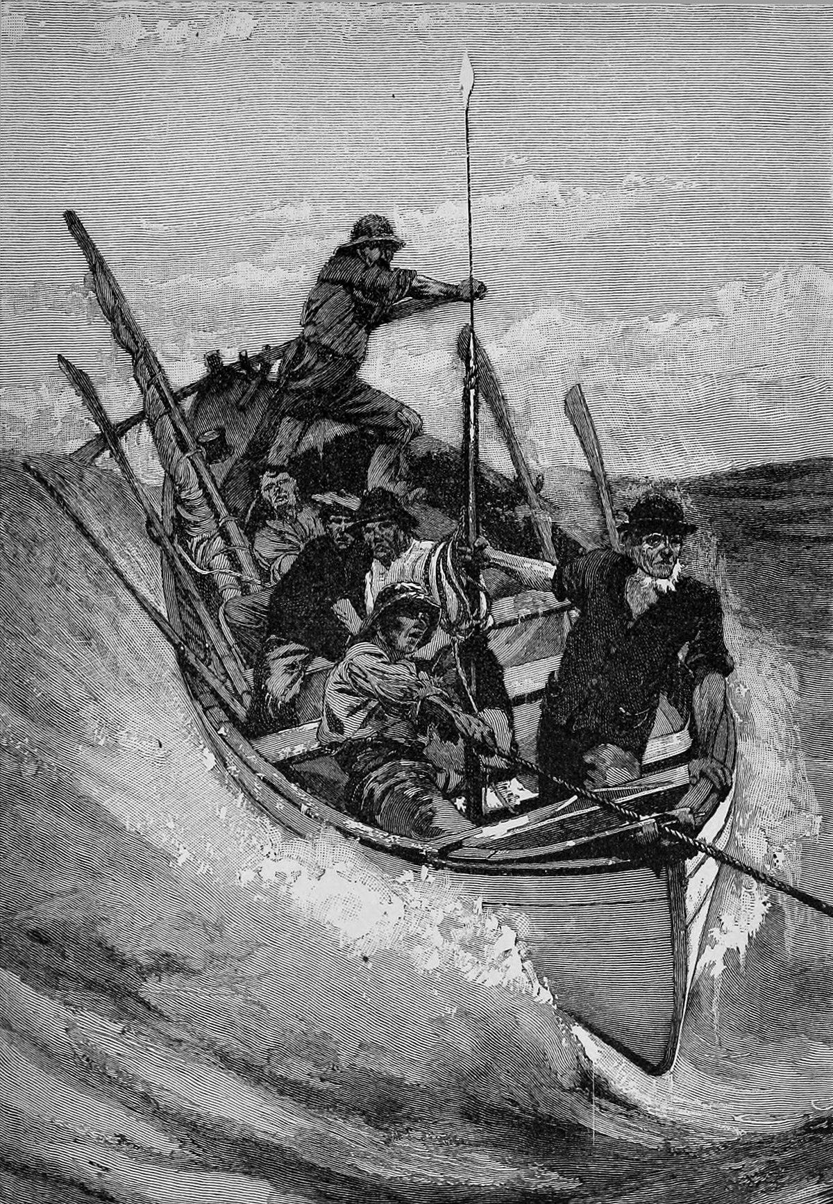 The Good Ride >> Nantucket sleigh ride - Wiktionary