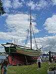 The first ship to transit the Northwest Passage. captained by Roald Amundsen -b.jpg
