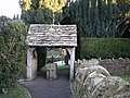 The lych-gate of St Andrew's church - geograph.org.uk - 1077572.jpg