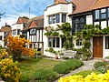 The mews opposite St Peters church ,Budleigh Salterton - panoramio.jpg