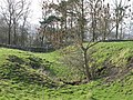 The north defensive ditch of Hadrian's Wall east of Planetrees - geograph.org.uk - 1267548.jpg