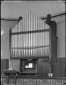 The organ at the Vivian Street Baptist Church, Wellington ATLIB 308178.png