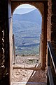 The view from inside the Frankish Tower of the Acrocorinth on January 10, 2020.jpg