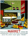 This is the market, WPA poster, 1937.jpg