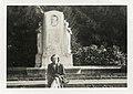 Thomas Burke Memorial, Volunteer Park, Seattle, c1935 (12302071646).jpg