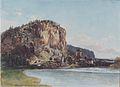 Thomas Ender - Federaun im Gailtal - ca1840.jpeg