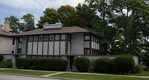 Thomas P. Hardy House - Image: Thomas P Hardy House Racine, WI