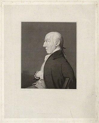 Thomas Villiers, 2nd Earl of Clarendon - Thomas Villiers, 2nd Earl of Clarendon by William Bond, after Robert Trewick Bone.