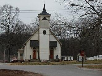 Thompson's Station, Tennessee - Thompson's Station United Methodist Church