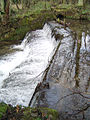 Thornton Beck Waterfall - geograph.org.uk - 173210.jpg