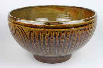 Michael Cardew - Thrown Bowl by Michael Cardew