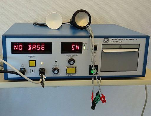 Gerät für die Elektrokrampftherapie