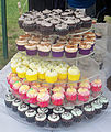 Tiered cupcake display at Gardiner Cupcake Festival.jpg