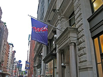 NYU's Tisch School of the Arts