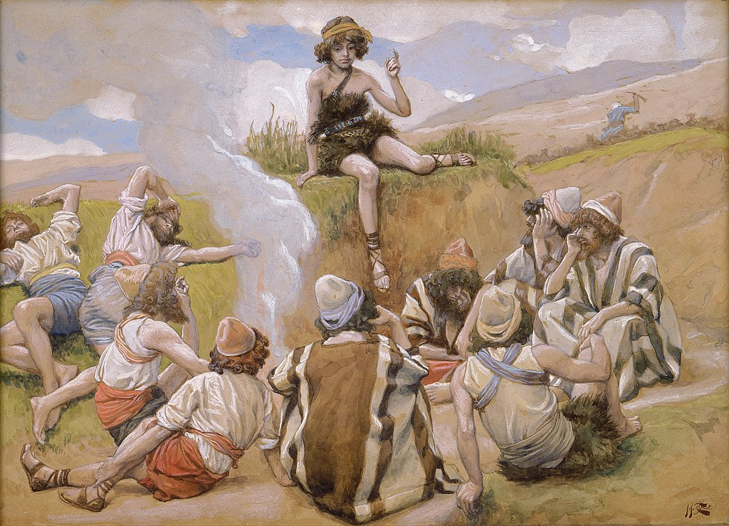 Tissot Joseph Reveals His Dream to His Brethren