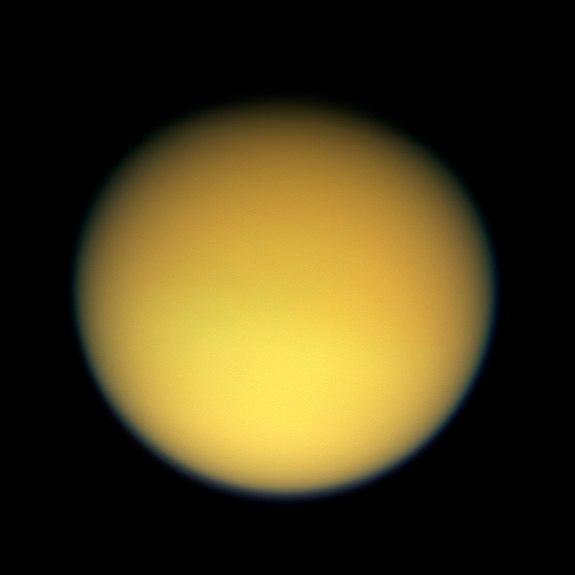 Titan Visible