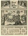 Titelprent voor het pamflet Toneel der Arminianen, 1618 Toneel der Arminianen (titel op object), RP-P-OB-77.287.jpg