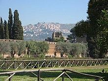 Villa Adriana Di Tivoli