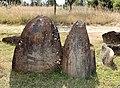 Tiya, parco delle stele, secondo gruppo, stele databili all'xi-xii secolo circa 05.jpg
