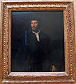 Tiziano, ritratto d'uomo con la mano alla cintura, post 1520.JPG