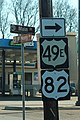 To US82 and US49E Signs - Greenwood (28308406958).jpg