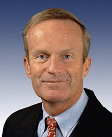 Portrait officiel de Todd Akin.