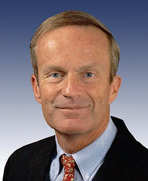 300px Todd Akin%2C official 109th Congress photo Rep. Todd Akins Legitimate Rape Comment Could Swing MO Senate Race in Claire McCaskills Favor