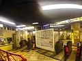 Toei Jimbocho stn ticket gates - March 2 2018.jpg