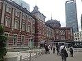 Tokyo Station Hotel 20150916.JPG