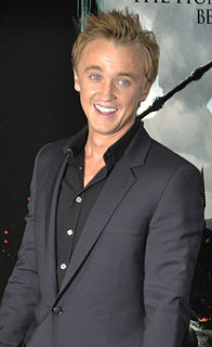 Tom Felton English actor and singer