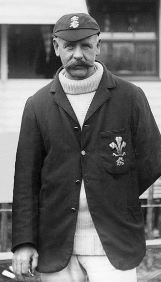 Tom Hayward - Hayward in 1926