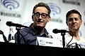Tom Kenny & Yuri Lowenthal (26231588147).jpg