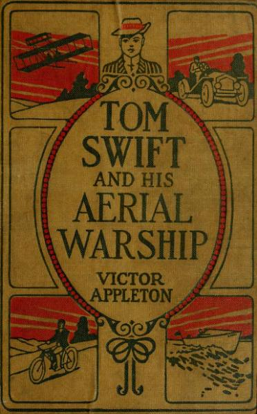 File:Tom Swift and His Aerial Warship.djvu