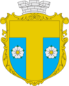 Tomashpil coat of arms