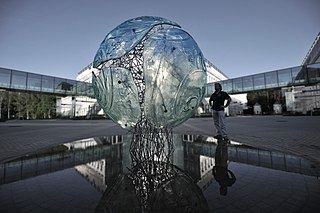 Tomasz Urbanowicz Polish architect and artistic architectural glass artist