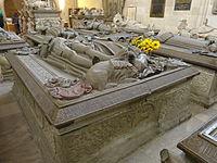 Tomb of Ludwig I. Württemberg-Urach and Mechthild von der Pfalz 01.JPG
