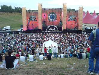 Tomorrowland 2006 Tomorrowland palco principal 2006.jpg