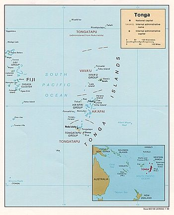 Geography of Tonga Wikipedia